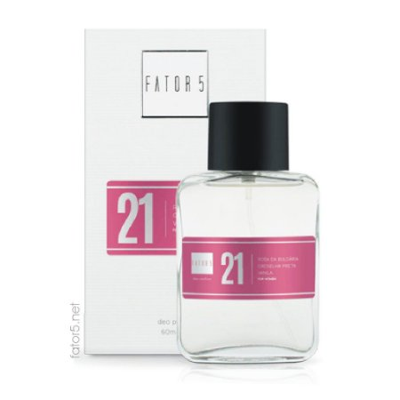 Perfume 21 - FLOWER BY KENZO - 60ml