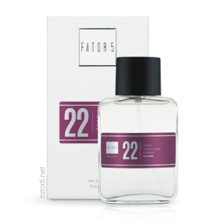 Perfume 22 - SAMSARA - 60ml