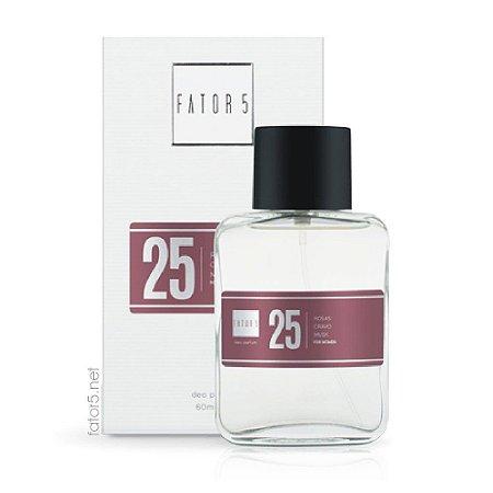 Perfume 25 - POISON - 60ml