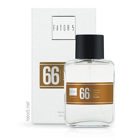 Perfume 66 - LOU LOU - 60ml