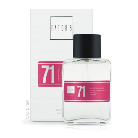 Perfume 71 - ETERNITY - 60ml