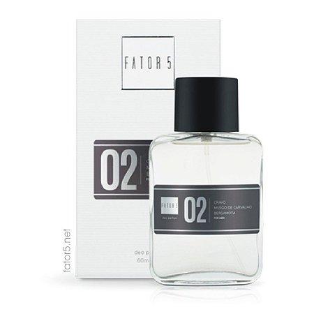 Perfume 02 - KOUROS FRAICHEUR