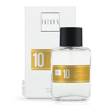 Perfume 10 - BVLGARI - 60ml
