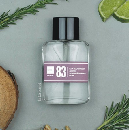 Perfume 83 - ABERCROMBIE E FITCH - 60ml