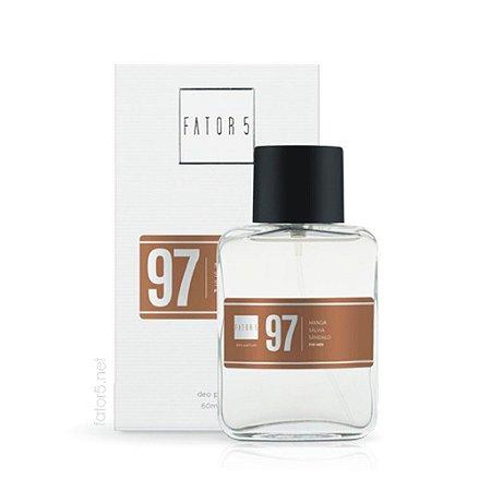 Perfume 97 - POLO BLACK - 60ml