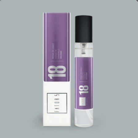 Perfume Pocket 18 - PARIS