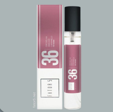 Perfume Pocket 36 - LIVE LUXE