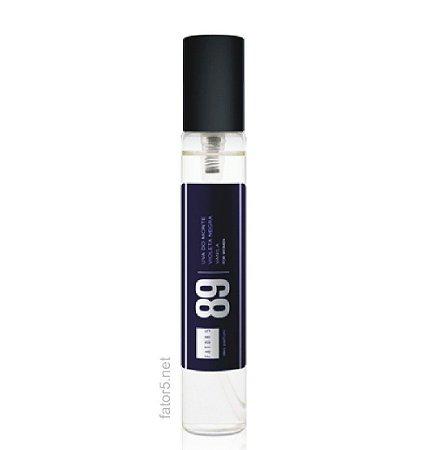 Perfume Pocket 89 - Black XS