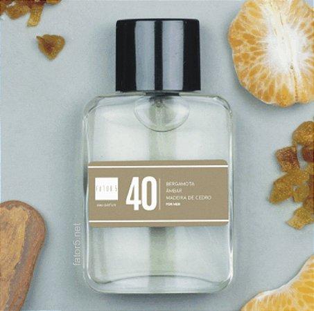 Perfume 40 - SAUVAGE