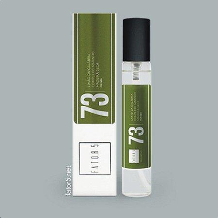 Perfume Pocket 73 - BLACK XS