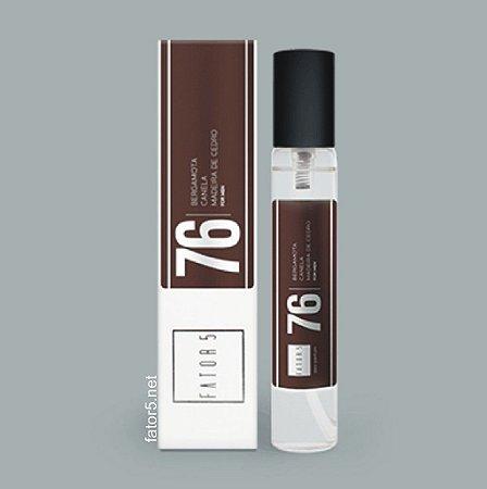 Perfume Pocket 76 - FERRARI BLACK