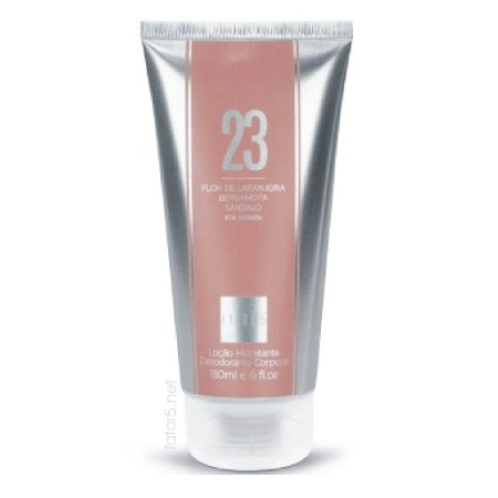 Hidratante 23 - 212 - 180 ml