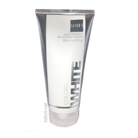 Hidratante White -180ml