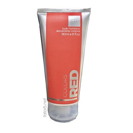 Hidratante Red -180ml