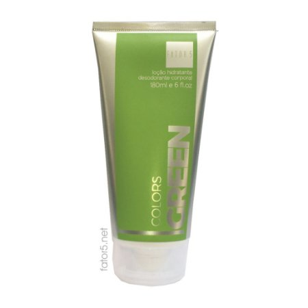 Hidratante Green -180ml