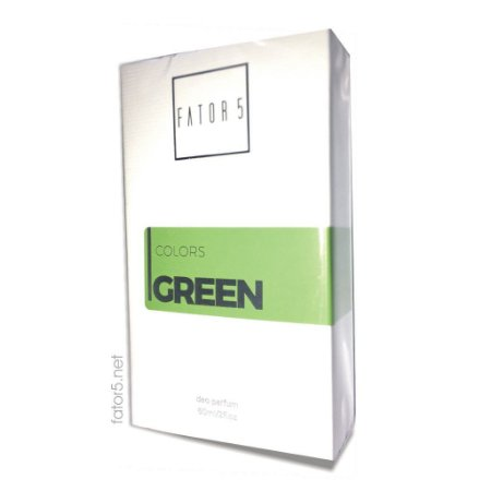 Perfume Green 60ml