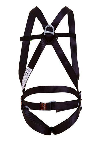 Cinturão Paraquedista 1 ponto - DG 4002 - DG Master