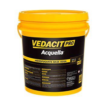 Acquella Hidrofugante base água - 18L- Vedacit