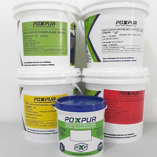 Poxpur PU 200 - 4,2kg