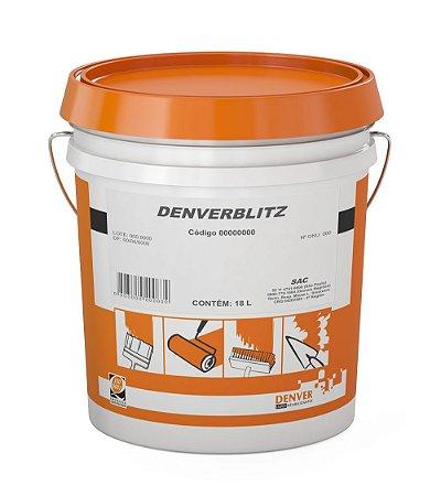 DENVERBLITZ -Cimento pega ultra rápida 18KG