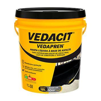 Vedapren Manta Líquida asfática - BD 18 L