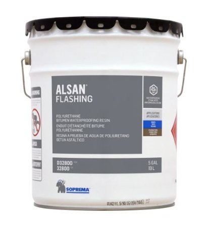 Alsan Flashing 19L - Soprema