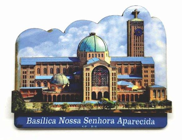 Basílica 10 - Imã  - 3 Cores