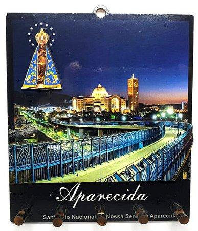 Porta Chaves Aparecida - Catedral Passarela Noite #01