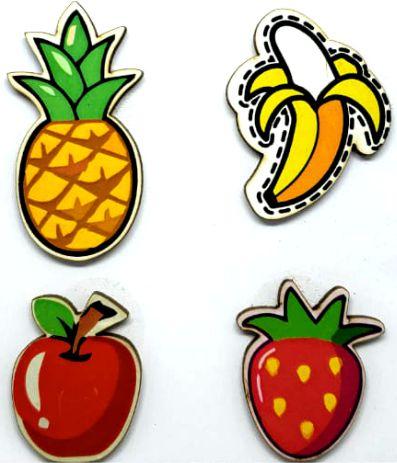 Aplique em MDF #34 - Frutas