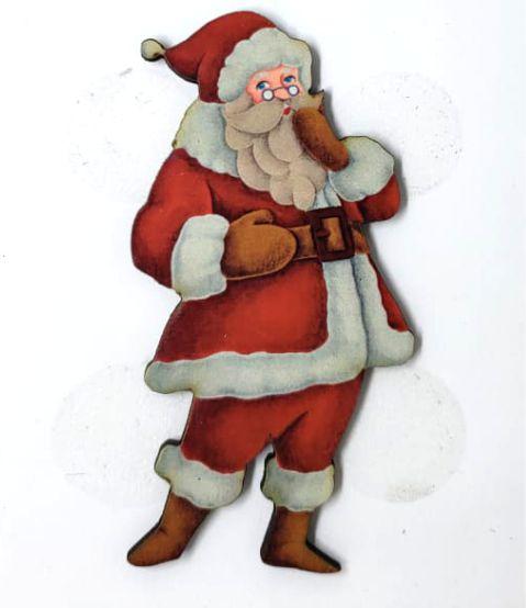 Aplique em MDF #52 - Natal
