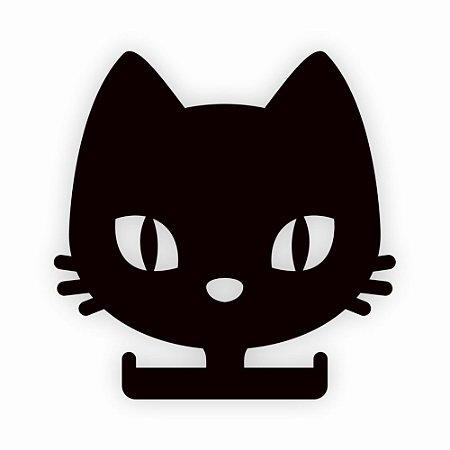 Porta Coleira Cat | Black