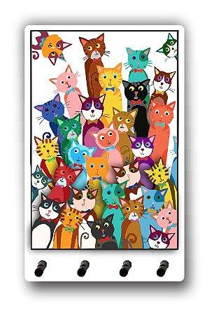 Porta Chaves |Família Gato