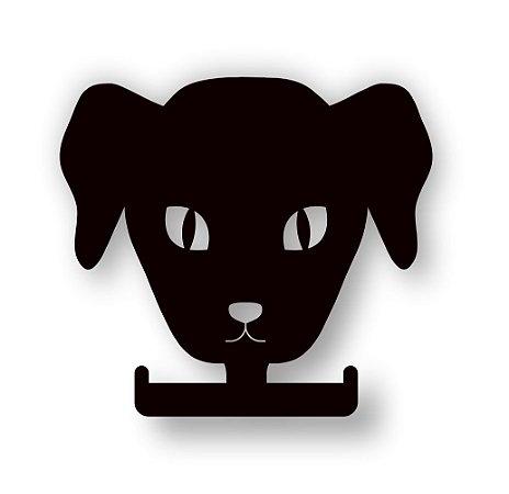 Porta Coleira Dog | Black
