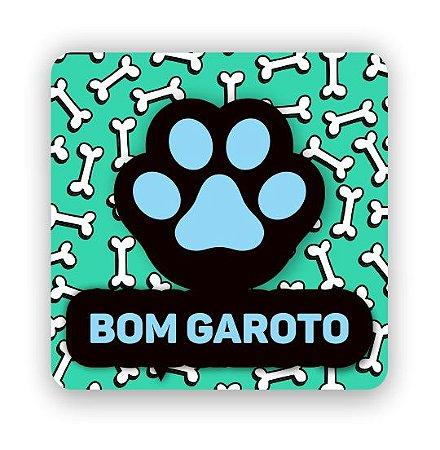 Imã em MDF | Bom Garoto | Relevo 3D