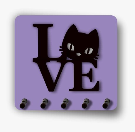 Porta Chaves | LOVE | CAT