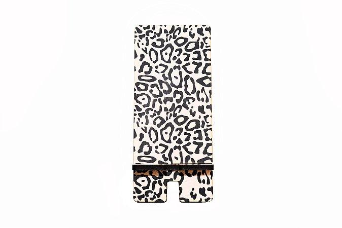 Porta Celular | Onça c/ Laranja