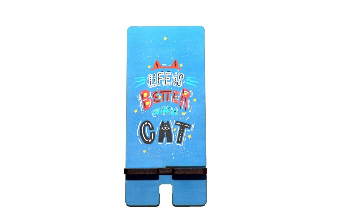 Porta Celular | Life Is Better With a Cat