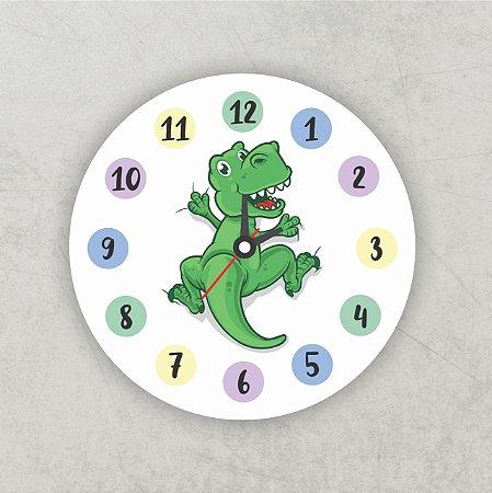 Relógio Infantil | Dinossauro