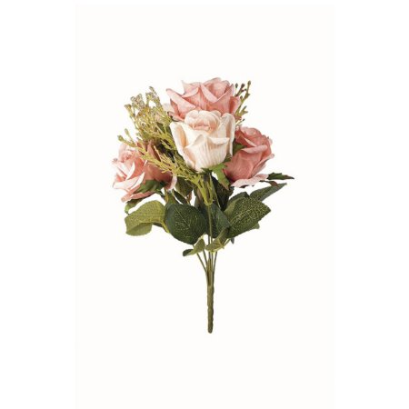 Buquê de Rosas - Rosa