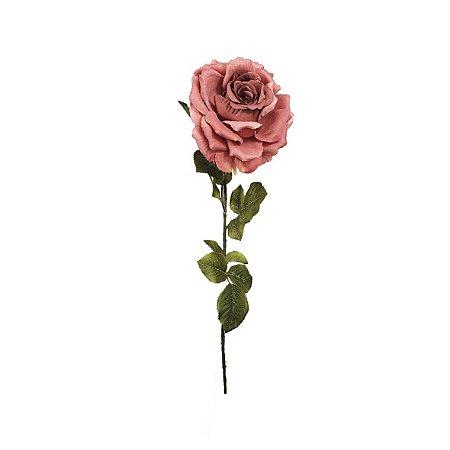 Haste de Rosa - Rosa Antigo
