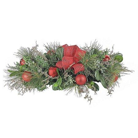 Arranjo de Natal - Vermelho