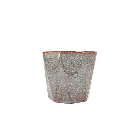 Vaso de Cerâmica - Azul