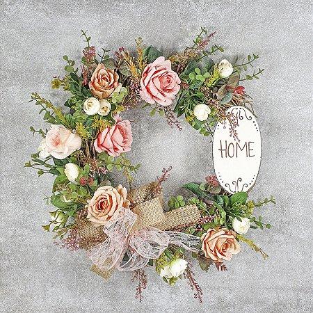 Guirlanda de Flores - Home