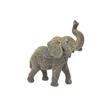 Elefante Decorativo - Texturizado
