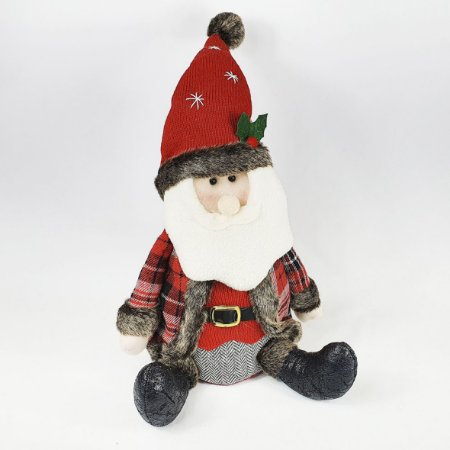 Papai Noel Sentado - Xadrez