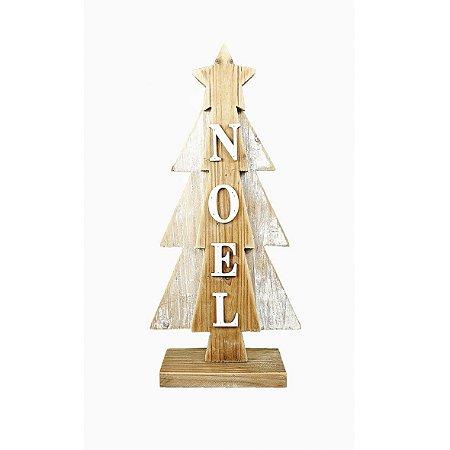 Árvore de Natal em Madeira - Noel/Grande