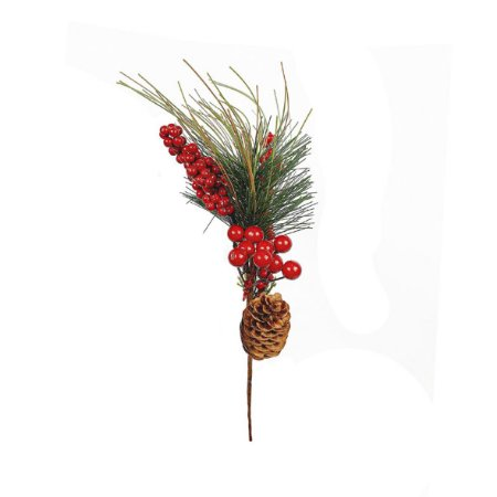 Pick Natalino - Pinha e Verdes/ Berrys