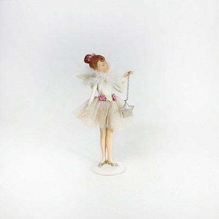 Anjo Bailarina de Resina - Estrelas