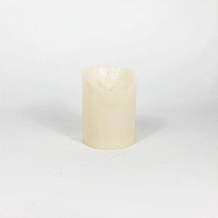 Vela Decorativa - Chama Dançante - 7cm