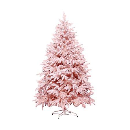 Árvore de Natal Nevada - Andes Rosa - 1,50m